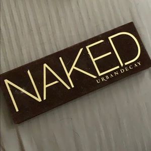 Naked Pallette - hardly used